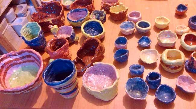 Zajęcia pracowni ceramiki dla dzieci